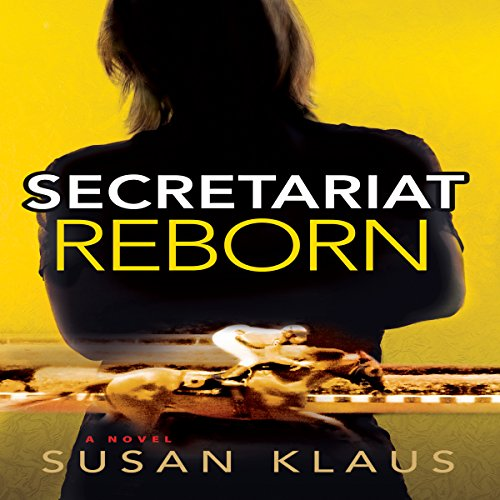 Secretariat Reborn audiobook cover art