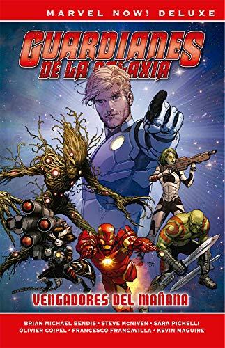 Guardianes de la Galaxia 1. Vengadores del mañana