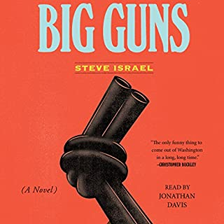 Big Guns audiobook cover art