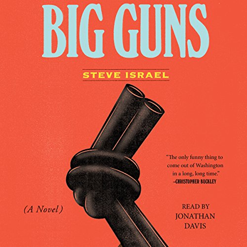 Big Guns Audiobook By Steve Israel cover art