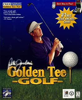 Peter Jacobson's Golden Tee Golf - PC