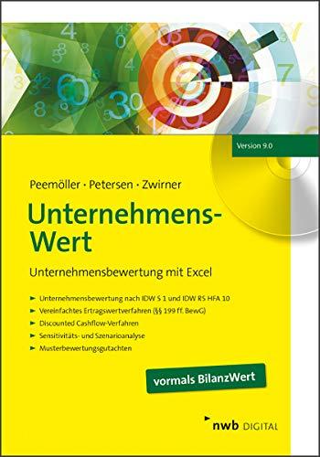 UnternehmensWert: Unternehmensbewertung mit Excel