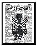 Signature Studios Wolverine Wörterbuch Art X-Men Wolverine