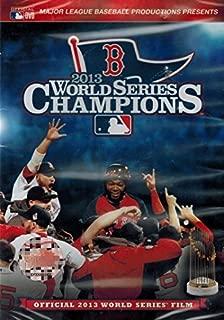 2013 World Series Champions Boston Red Sox
