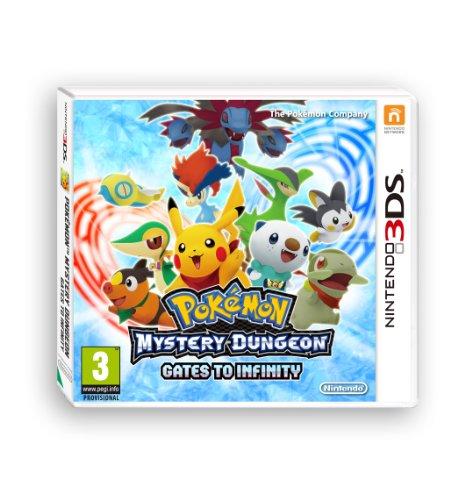 Pokemon Mystery Dungeon: Gates to Infinity (Nintendo 3DS) [UK IMPORT]