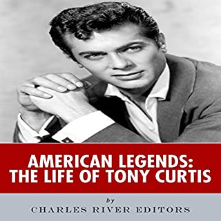 American Legends: The Life of Tony Curtis cover art