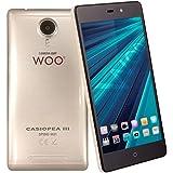 Woo - Telefono movil Smartphone casiopea 3...