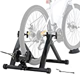 Walmann Bike Trainer Stand for Indoor Exercise Magnetic Resistance Trainer Stand 6 Variable Speed...