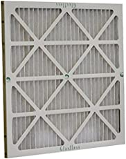 "Santa Fe Compact 2 Dehumidifier 9 x 11 x 1"" MERV 8 Filter 4029748 6-Pack"