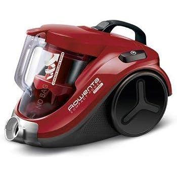 Rowenta Compact Power Cyclonic RO3718EA - Aspirador, color rojo ...