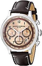 Baume & Mercier Men's 10004 Capeland Mens Automatic Chronograph Watch