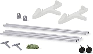 EarthBox, 81012, Staking System, 5 ft., White