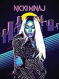 777 Tri-Seven Entertainment Nicki Minaj Poster Musik