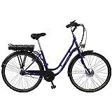 Allegro Boulevard Plus 03 E-Bike City Damen 45cm 28 Zoll City Elektrofahrrad, Pedelec E-Fahrrad,...