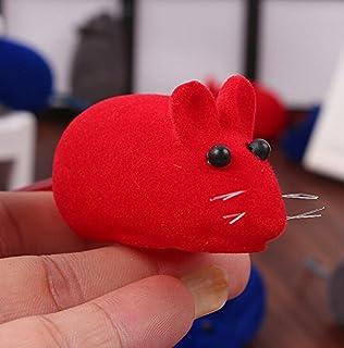 Cat Toys Mice Rattle (Voice Mouse 4Pcs)