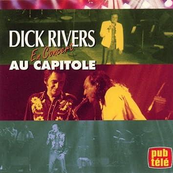 Dick rivers en concert au capitole