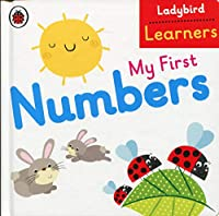Ladybird Learners My First Numbers