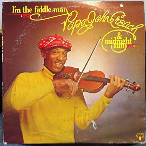 PAPA JOHN CREACH I M THE FIDDLE MAN vinyl record product image