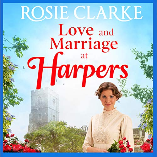 Love and Marriage at Harpers cover art