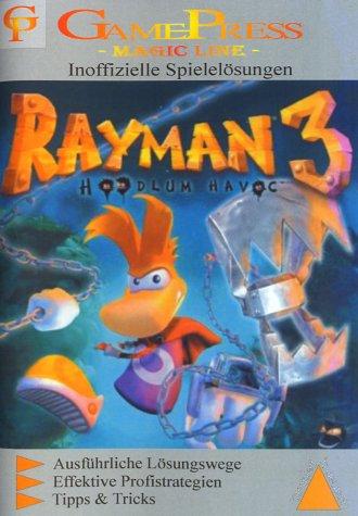Rayman 3 (Lösungsbuch)
