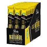 panda ® | natural liquorice bars morbide e naturali gusto originale | barrette di pura liquirizia preparate con solo quattro ingredienti naturali | vegan e fat free | 32 gr x 36 barrette