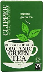 10 Best herbal teas - organic green tea