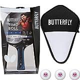 Butterfly Timo Boll Black Tischtennisschläger