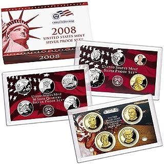 Best 2008 silver mint proof set Reviews