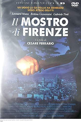 IL MOSTRO DI FIRENZE -[DVD] (1987) Versione Rimasterizzata in HD - EDIZIONE ITALIANA