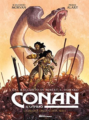 Conan il cimmero. La regina della costa nera (Vol. 1)