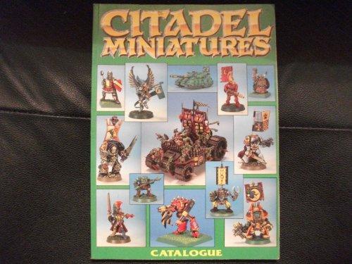Citadel Miniatures Catalogue: Section 3
