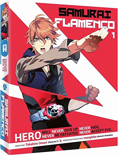 Samurai Flamenco-Box 1/2-Edition [Édition Collector]