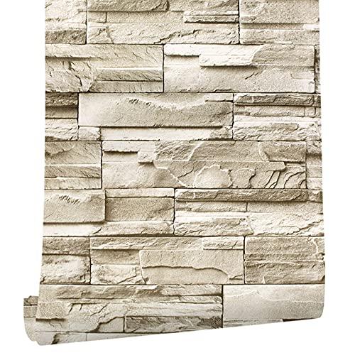Pegatinas de Pared Arte engomadas de la pared del papel pintado imitación ladrillo vinilo autoadhesivo fondo de pantalla 3D para el dormitorio paredes de la sala principal engomada de la decoración Ad