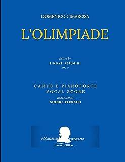 Cimarosa: L'Olimpiade: (Canto e pianoforte - Vocal Score)