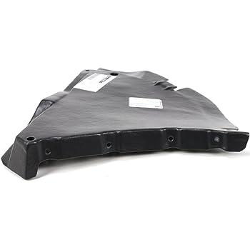 Splash Shield Front Left Side Fender Liner Plastic Rear Section Convertible for SL-CLASS 03-12