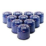 MaXimum 10 x Butan Propan Gas Kartuschen 190g Gas Camping