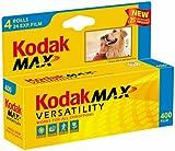 ArkarTech Kodak GC135-24-4H Gold MAX 400 Speed 24 Exposure 35mm Film - 4 Pack