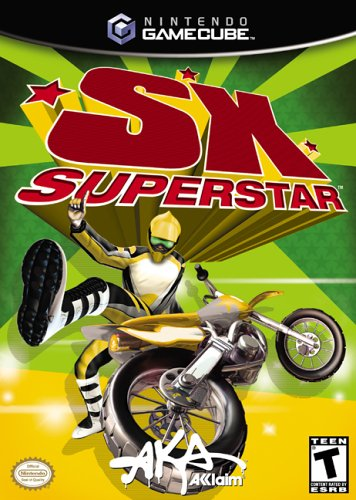 SX Superstar (GameCube) [video game]
