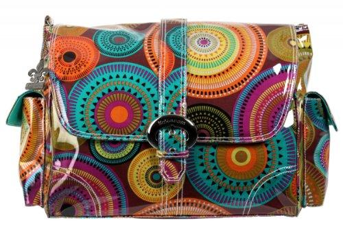 Kalencom - Bolso tela mujer multicolor multicolor