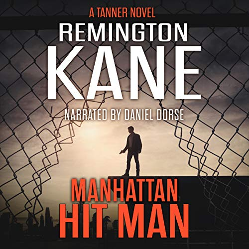 Manhattan Hit Man audiobook cover art