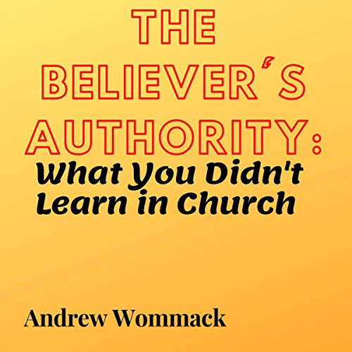 The Believer's Authority cover art