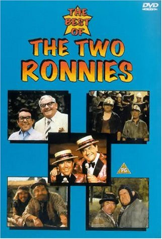 The Two Ronnies - The Best Of The Two Ronnies