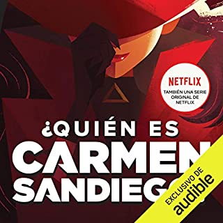 ¿Quien Es Carmen Sandiego? [Who Is Carmen Sandiego?]                   By:                                                                                                                                 Rebecca Tinker                               Narrated by:                                                                                                                                 Ivett Toriz                      Length: 4 hrs and 26 mins     3 ratings     Overall 5.0
