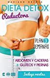 Dieta detox reductora: plan 3 semanas (colección más bienestar)