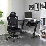 SONGMICS Bürostuhl Gaming Stuhl Schreibtischstuhl Sportsitz Chefsessel - 5