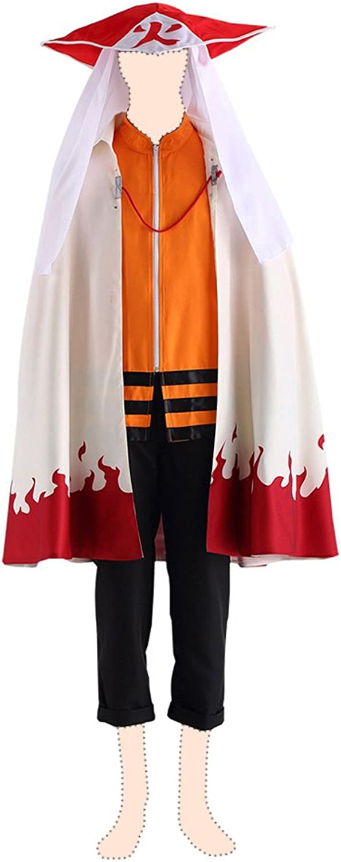 conveniente NARUTO NARUTO NARUTO cosJugar costume Naruto Uzumaki Ver.12 Narojou suits XX-Large  tomar hasta un 70% de descuento