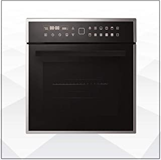 MODA Germany PABLO-70 60 cm 65 L Full Black Tempered Glass Built-in Oven (Digital Display, Fully Touch Controls, 12 Cookin...