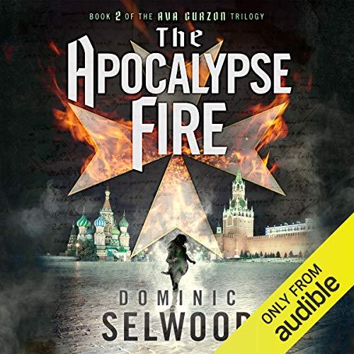 『The Apocalypse Fire』のカバーアート