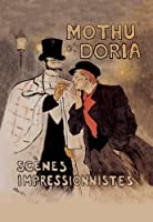 "Mothu et Doria Fineアートキャンバス印刷( 20"" x30"" )"