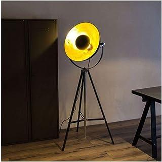 *Lampe de solon Lampadaire Trépied Studio - Style Industriel Moderne Créatif Chambre à coucher LED Salon Modèle Chambre La...